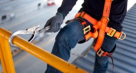 Worker Clipping in Fall Protection